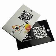 Лазерная маркировка штрих-кодов QR-кодов